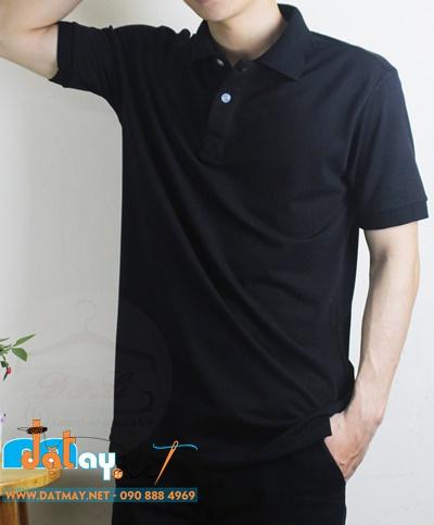 áo thun đen trơn
