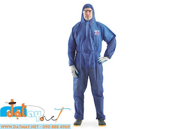 May quần áo bảo hộ công nhân