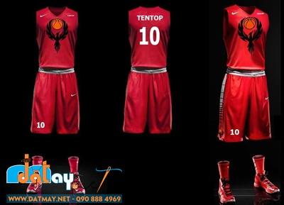 đồng phục bóng rổ cao cấp
