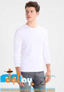 áo thun màu trắng rẻ