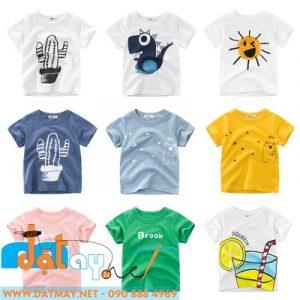 áo thun trẻ em rẻ