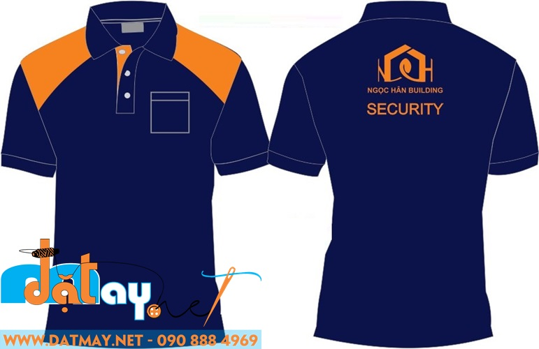 đồng phục bảo vệ cao cấp