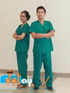 đồng phục bệnh viện rẻ