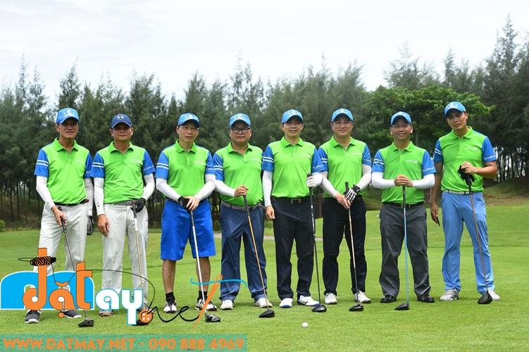 Mẫu áo thun đồng phục chơi golf