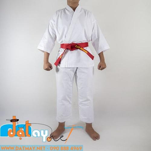 đồng phục võ karate cao cấp