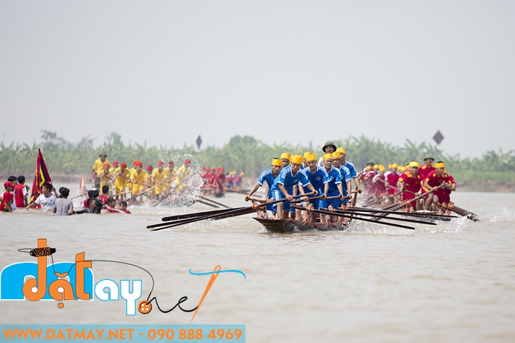 đồng phục đua thuyền cao cấp
