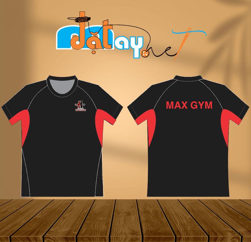 áo thun PT Max Gym