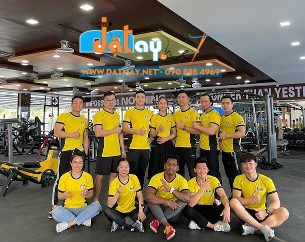 Đồng phục PT nam Kứng Gym