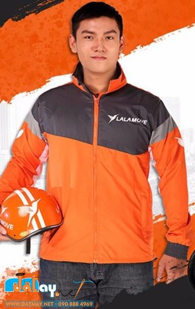 May đồng phục áo khoác gió cho công ty, học sinh giá rẻ nhất
